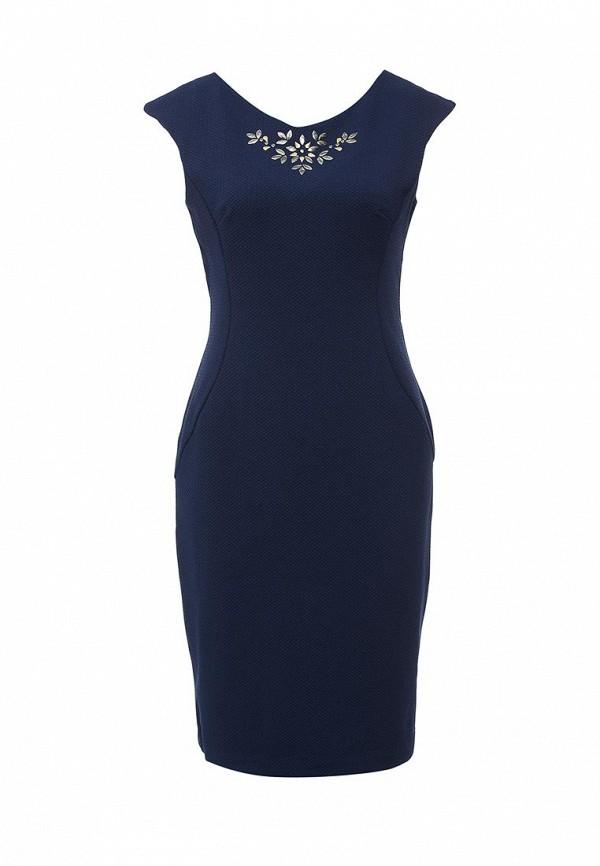 Платье-миди Zarina 612390512