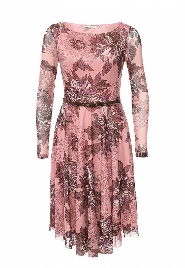 Платье-миди Zarina 632919531