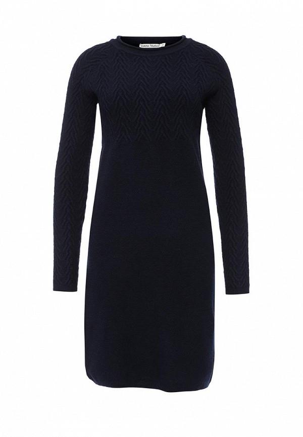 Вязаное платье Zarina 642171514