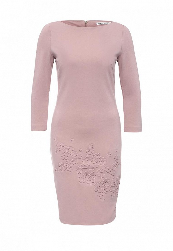 Вязаное платье Zarina 642040504