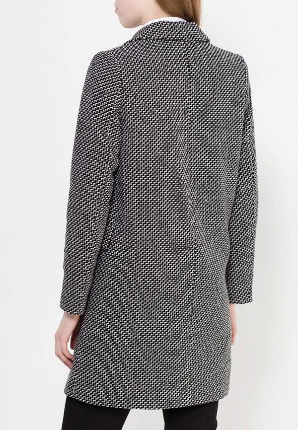 Фото 4 - женское пальто или плащ Zarina серого цвета