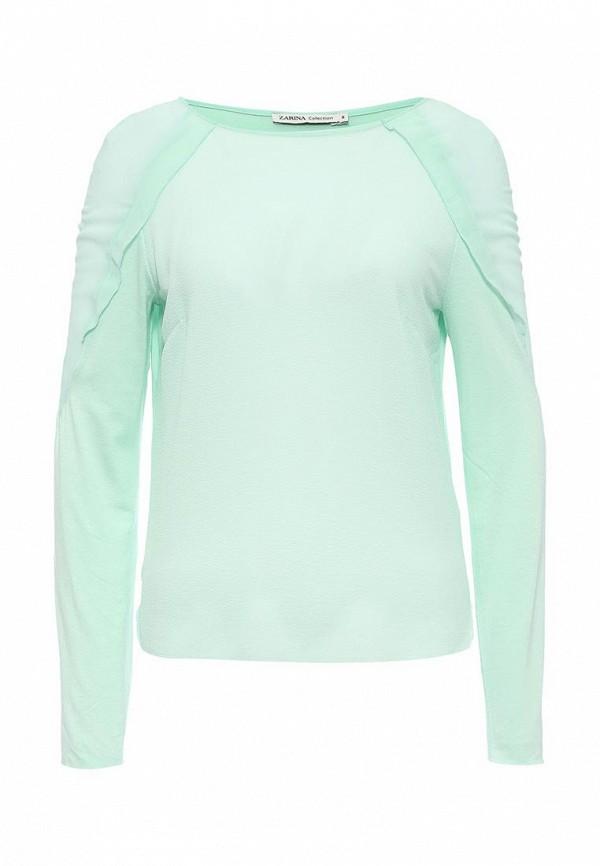 Блуза Zarina Zarina ZA004EWPFE18 блуза zarina zarina za004ewysu26
