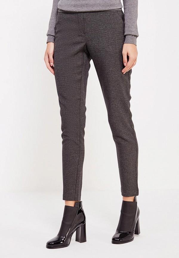 Фото - женские брюки Zarina серого цвета