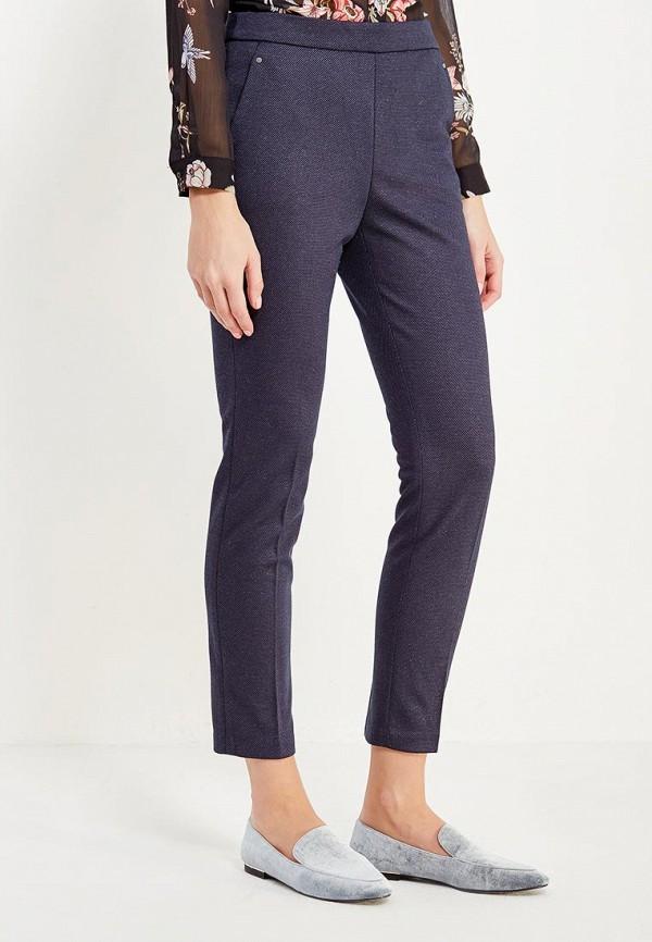 Фото - женские брюки Zarina синего цвета