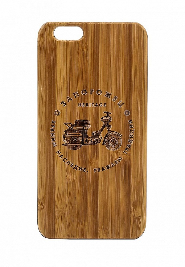 Чехол для iPhone Запорожец Heritage Запорожец Heritage ZA008BUSRP68 чехол запорожец узор дерево коричневый iphone 7