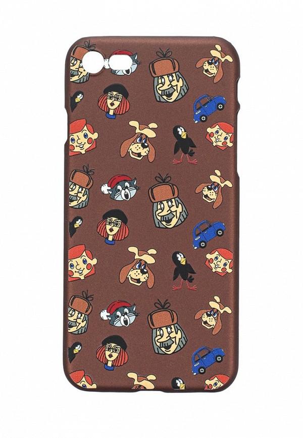Чехол для iPhone Запорожец Heritage Запорожец Heritage ZA008BUSRP71 чехол запорожец узор дерево коричневый iphone 7