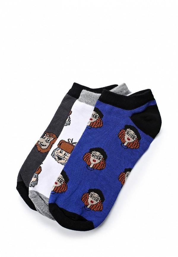 Комплект носков 3 пары Запорожец Heritage