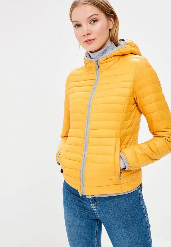 Купить Куртка утепленная Z-Design, ZD002EWARRQ9, желтый, Весна-лето 2018