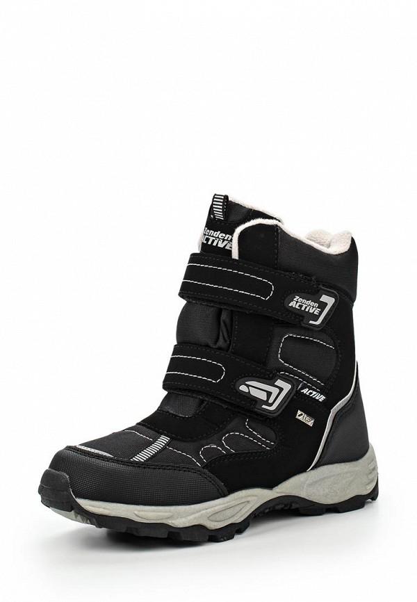 Ботинки для мальчиков Zenden Active 240-30BL-001TW