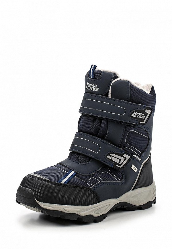 Ботинки для мальчиков Zenden Active 240-30BL-002TW