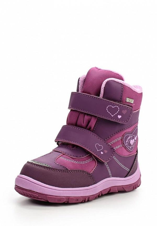 Ботинки для девочек Zenden Active 240-30GL-079TN
