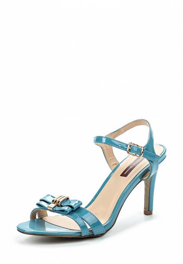 Босоножки на каблуке Zenden Woman 139-29WG-025DS