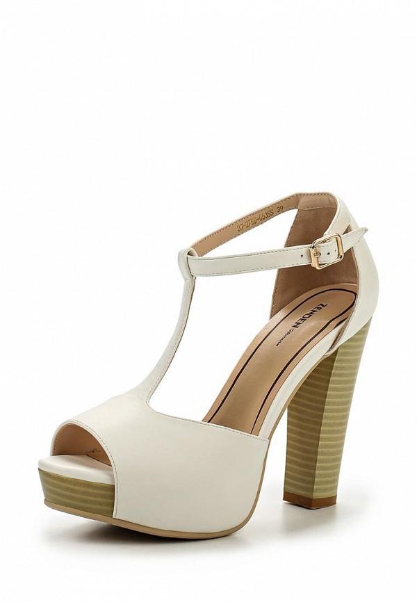 Босоножки на каблуке Zenden Woman 37-27WB-053SS