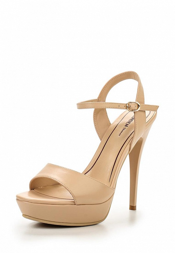 Босоножки на каблуке Zenden Woman 37-27WB-055SS
