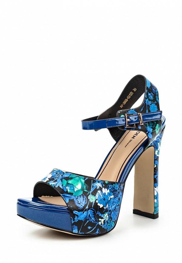 Босоножки на каблуке Zenden Woman 37-29WB-031SS