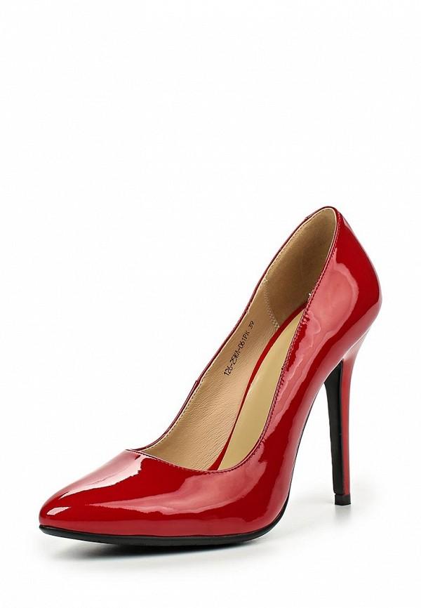 Туфли на шпильке Zenden Woman 126-25WA-061PK