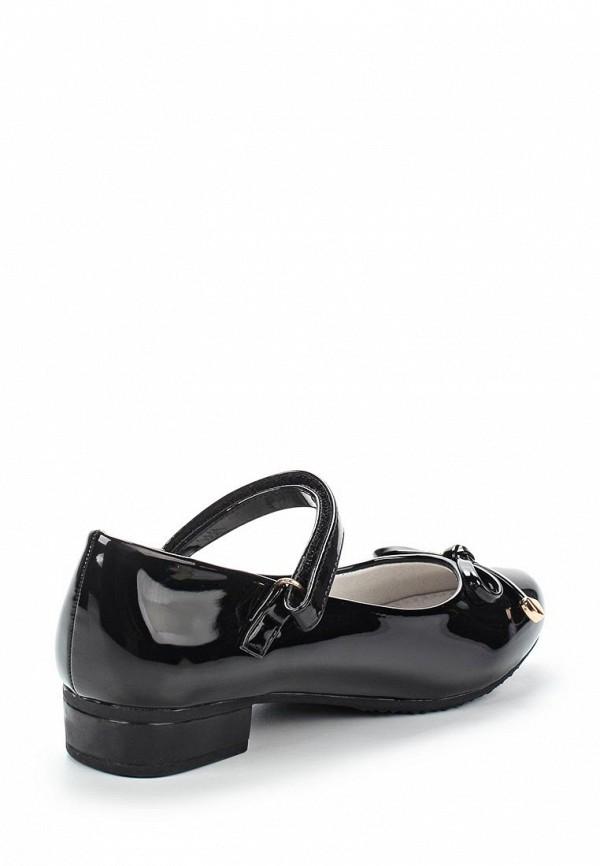 Фото 2 - Туфли Zenden Collection черного цвета