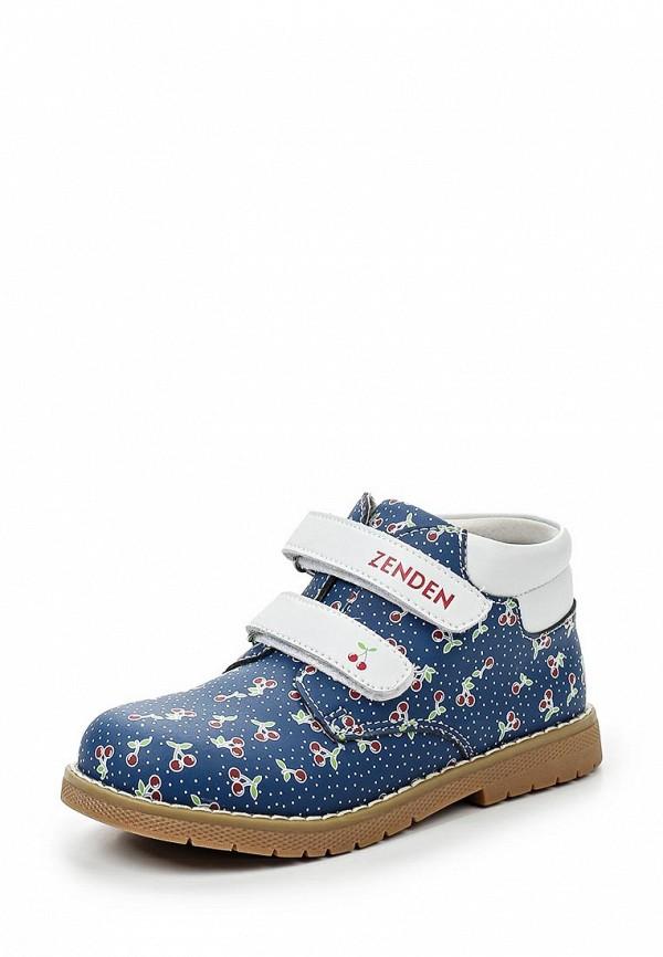 Ботинки для девочек Zenden Collection 240-31GG-003MK