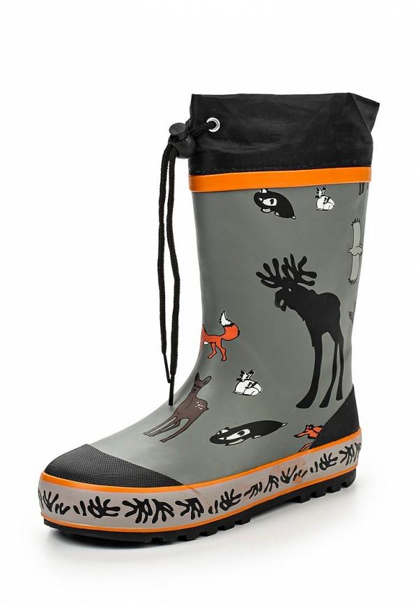 Резиновая обувь Зебра 10686-10