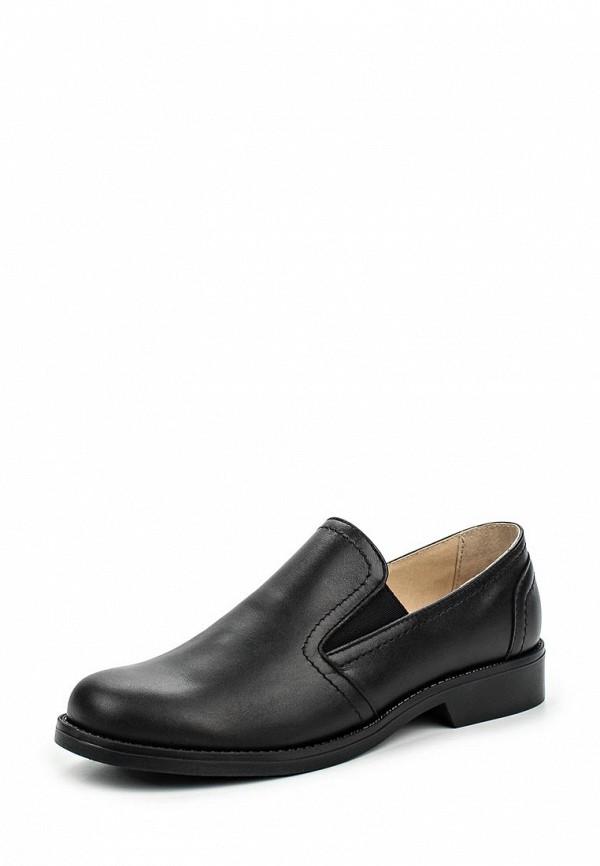 Туфли для мальчиков Зебра 10780-1
