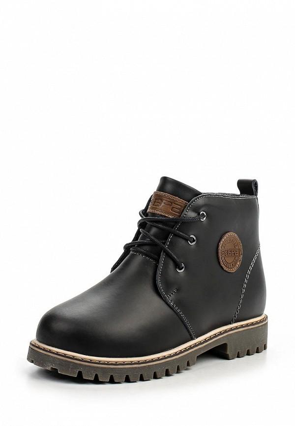 Ботинки для мальчиков Зебра 10814-1