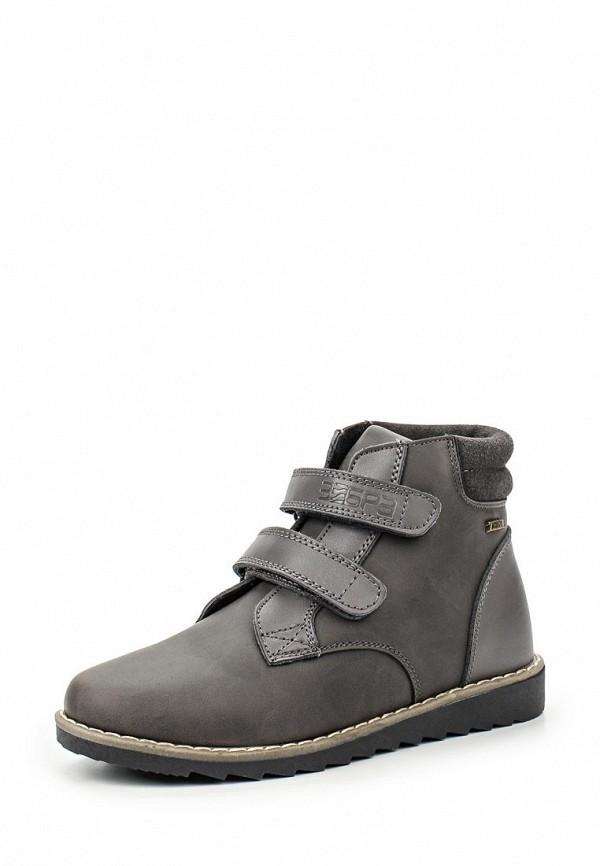 Ботинки для мальчиков Зебра 10823-10