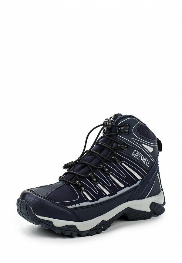 Ботинки для мальчиков Зебра 10991-5