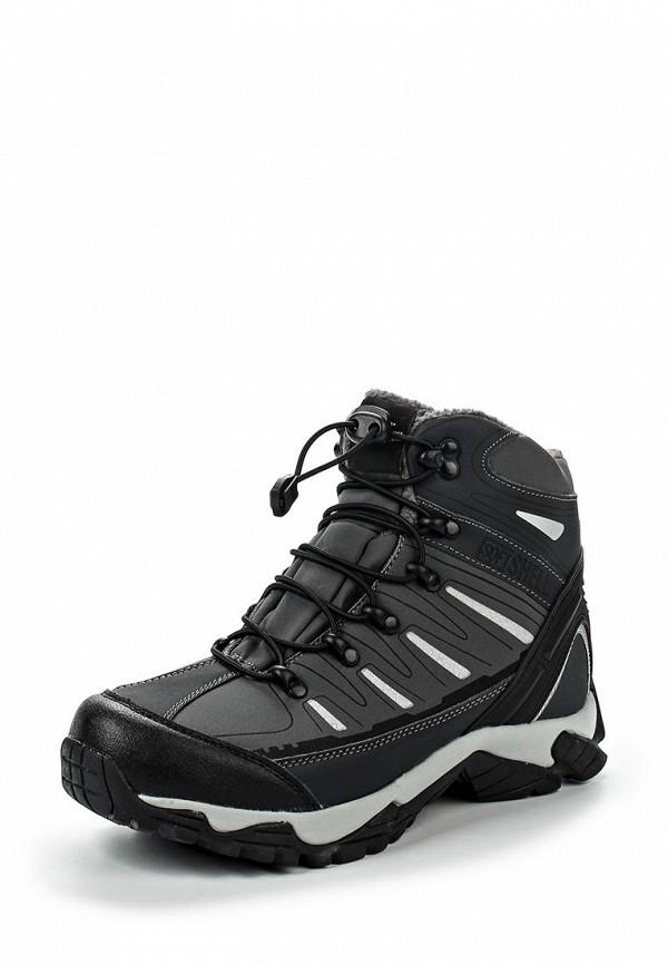 Ботинки для мальчиков Зебра 10992-10
