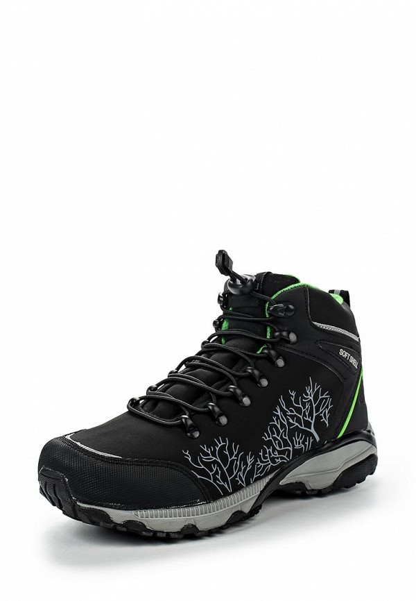 Ботинки для мальчиков Зебра 10994-1