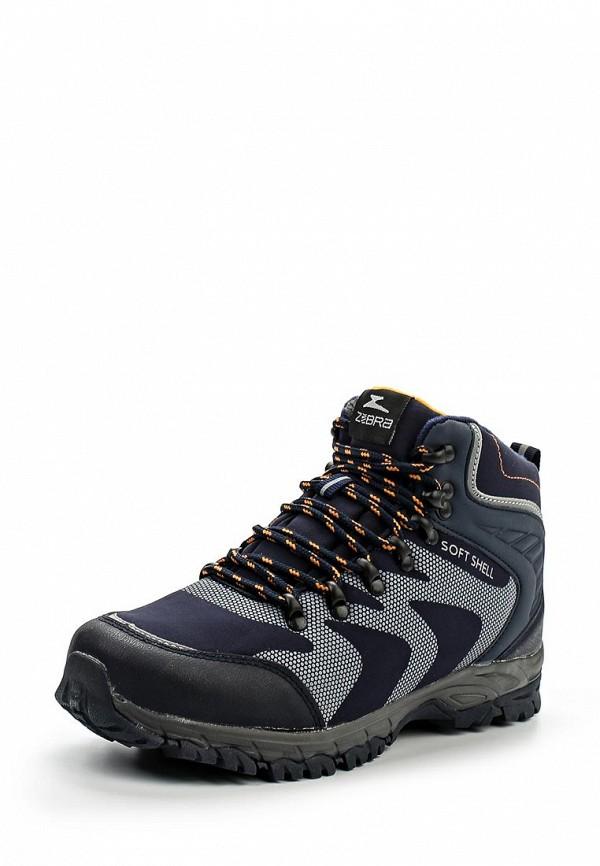 Ботинки для мальчиков Зебра 10995-5