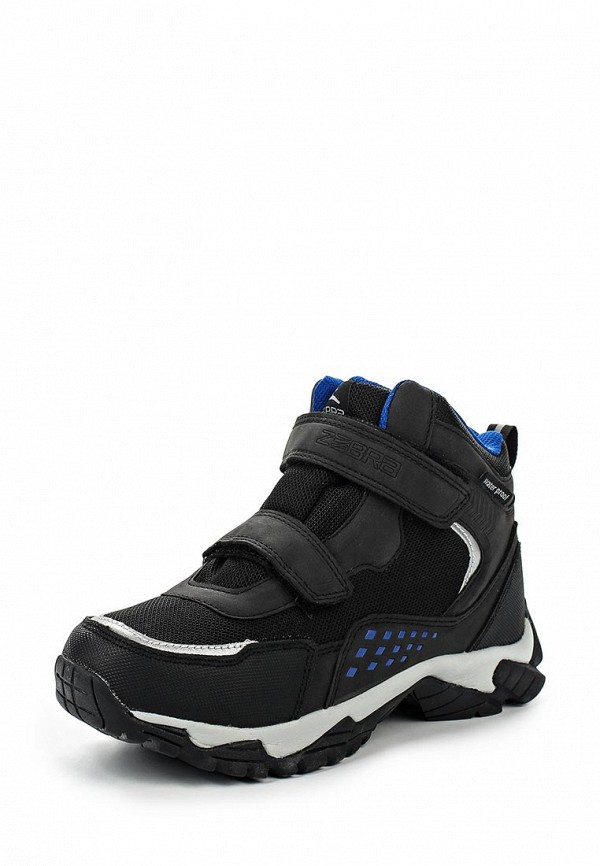 Ботинки для мальчиков Зебра 11039-1