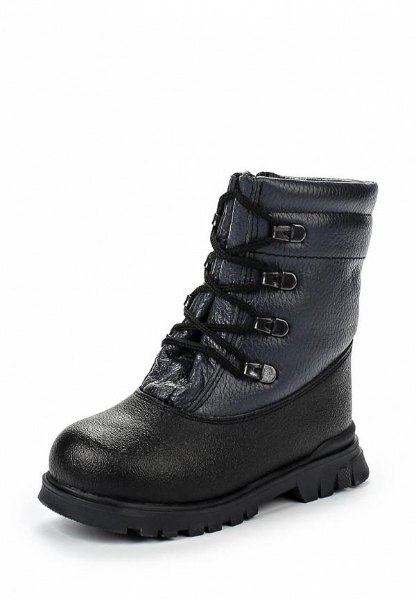 Ботинки для мальчиков Зебра 11183-5