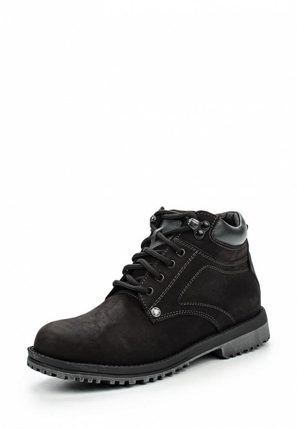 Ботинки для мальчиков Зебра 11373-1