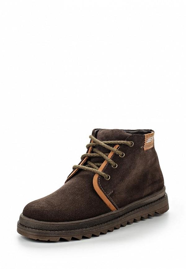 Ботинки для мальчиков Зебра 11376-3