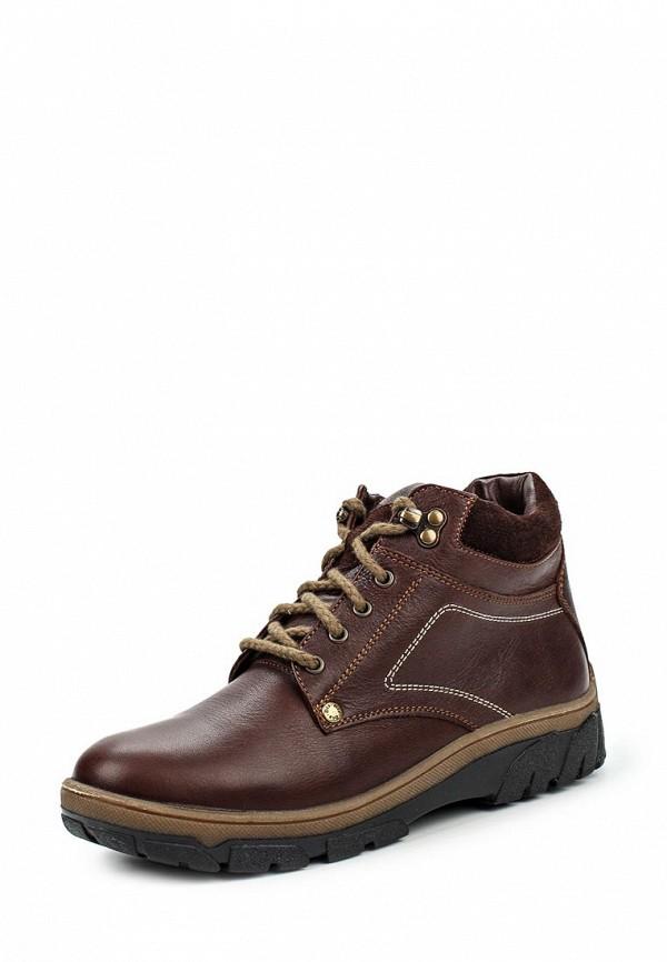 Ботинки для мальчиков Зебра 11381-3