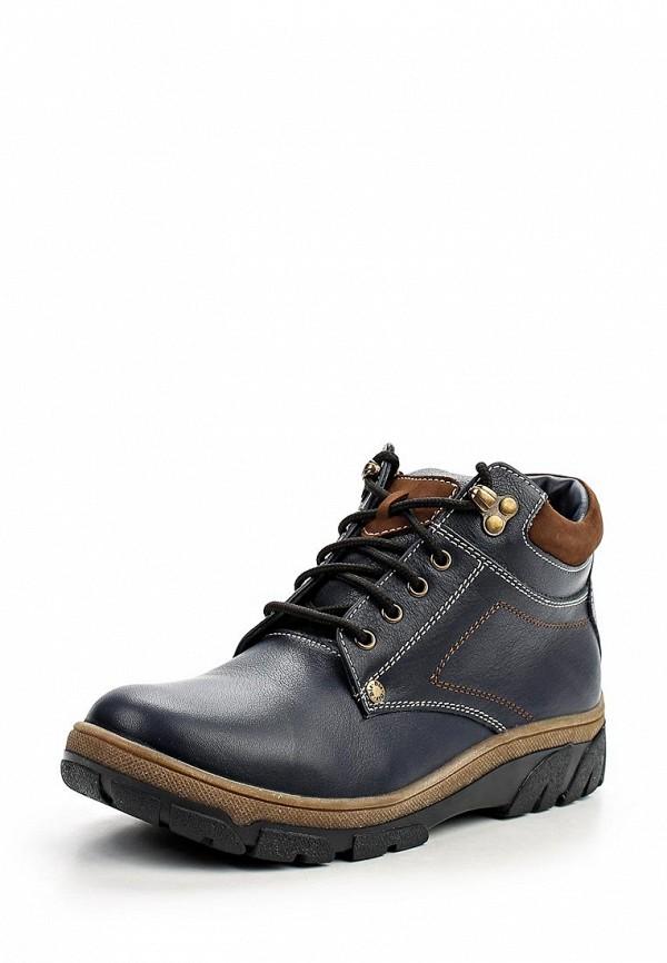 Ботинки для мальчиков Зебра 11382-5