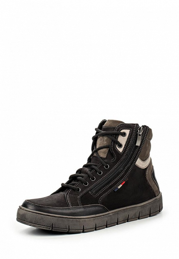 Ботинки для мальчиков Зебра 11383-1