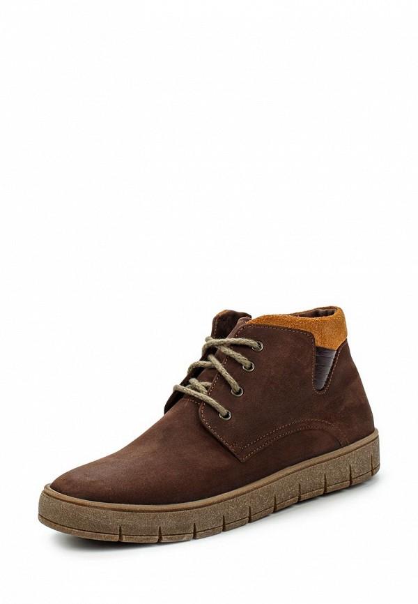Ботинки для мальчиков Зебра 11391-3