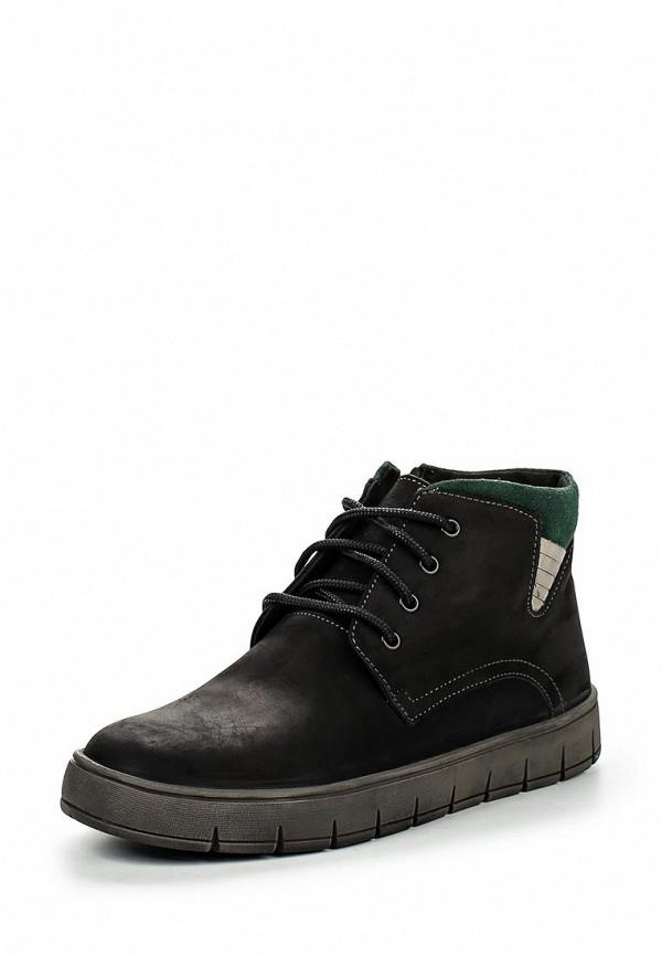 Ботинки для мальчиков Зебра 11392-1