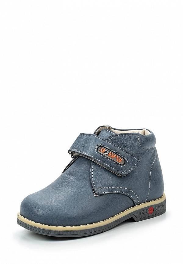 Ботинки для мальчиков Зебра 11522-10