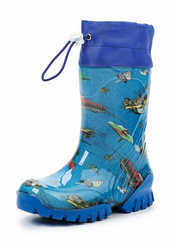 Резиновая обувь Зебра 11749-5
