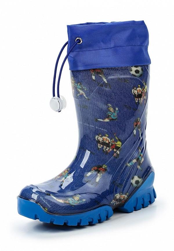 Резиновая обувь Зебра 11751-5