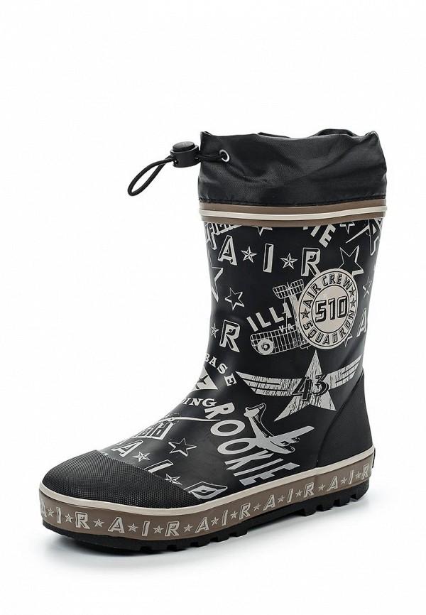 Резиновая обувь Зебра 11098-1