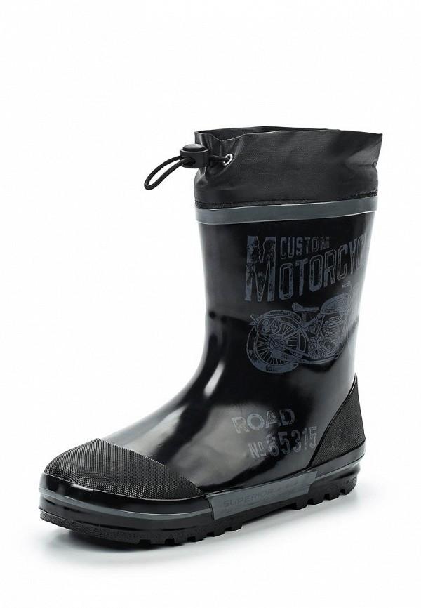 Резиновая обувь Зебра 11101-1