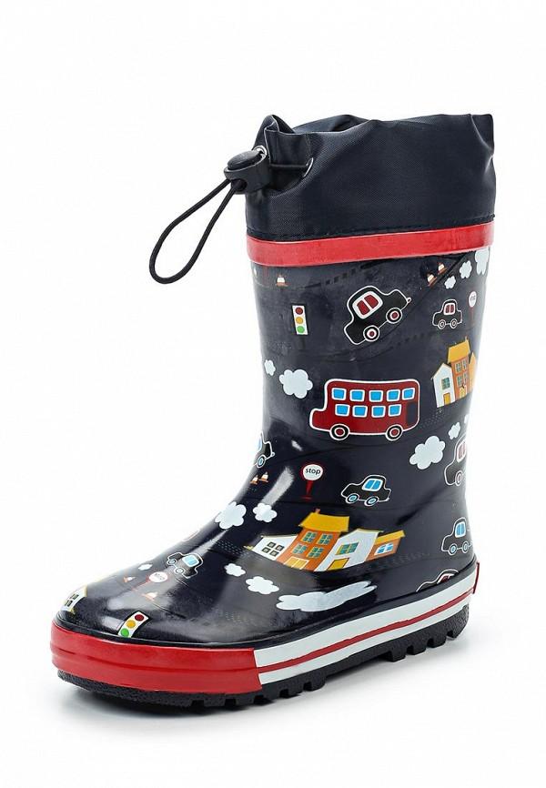 Резиновая обувь Зебра 11088-1