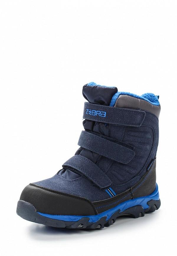 Ботинки Зебра Зебра ZE218ABUQY33 ruru15070 to 218