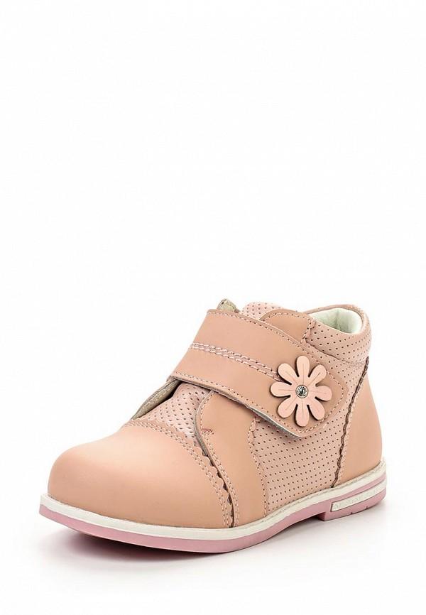 Ботинки для девочек Зебра 10518-9