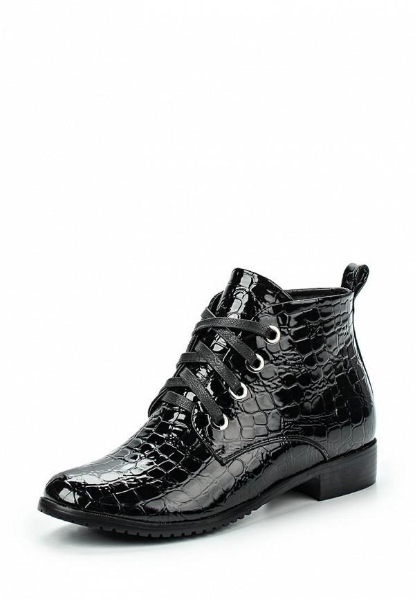 Ботинки для девочек Зебра 10847-1