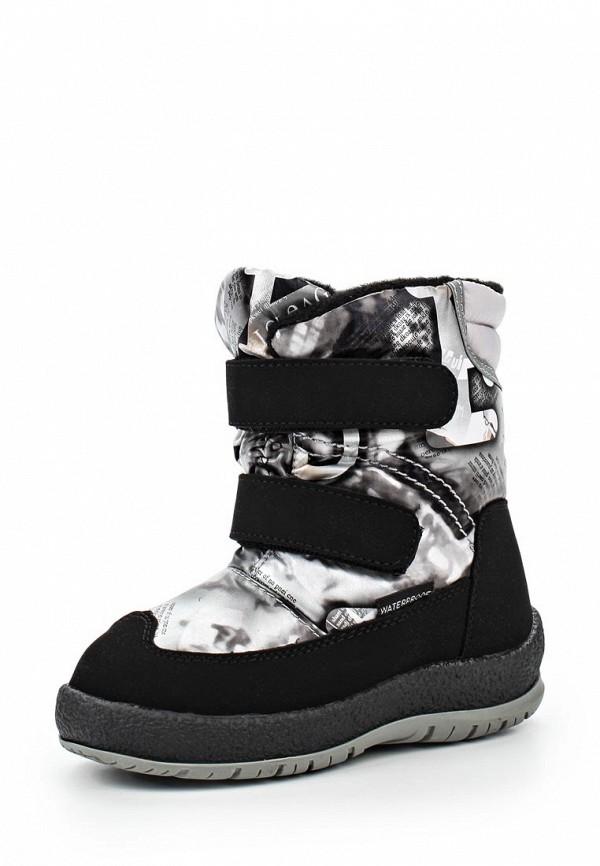 Ботинки для девочек Зебра 11394-10