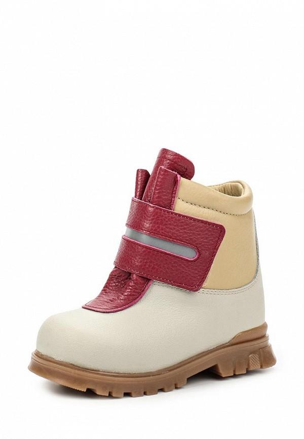 Ботинки для девочек Зебра 11187-9